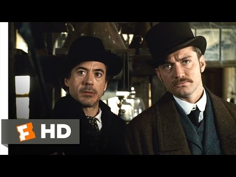 Sherlock Holmes (2009) - Meat Or Potatoes? Scene (5/10)   Movieclips