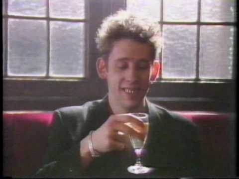 The Pogues special by Antoine de Caunes from Rock Arena (ABC TV) Part 1