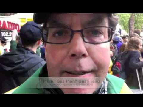 """Gas Man"" KJR 950 Sports Talk Host #GiveScottAShot Supporter"