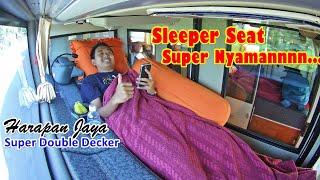 Quot Sleeper Class Quot Bus Malam Terbaik Di Jawa Saat Ini Kursi Tidur Amp Kursi Pijat Trip By Harjay Ke Jkt