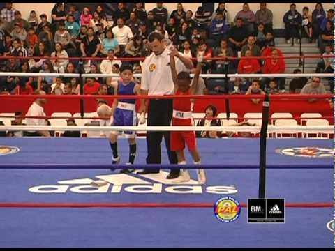 Jalen Walker (Carson Fabela Chavez) vs Omar Estrada (West Portland)