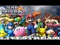 Super Smash Bros. for Nintendo 3DS, Mario Kart 7 & Mario Golf World Tour (10-25-14) - Wii U & 3DS