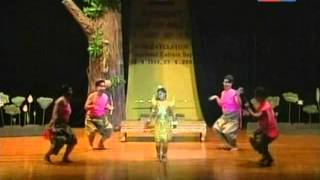 TVK Cambodian Classical Dance on 21 Dec 2013 Part 1