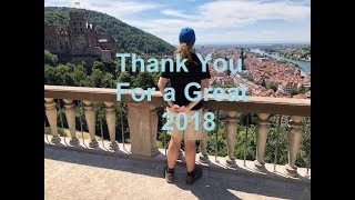 Thank You For a Great 2018