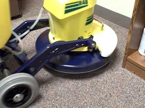 avenger 210 carpet cleaning machine