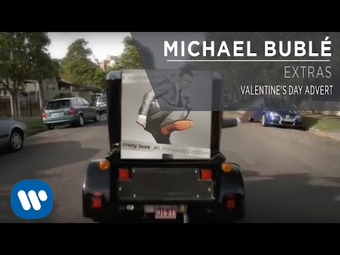 Michael Bublé Valentine's Day Advert