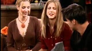 Friends - Ceux qui apprennent tout sur Monica et Chandler (en VF)