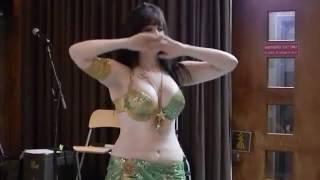 NUDE -sexy belly dancer OF DUBAI