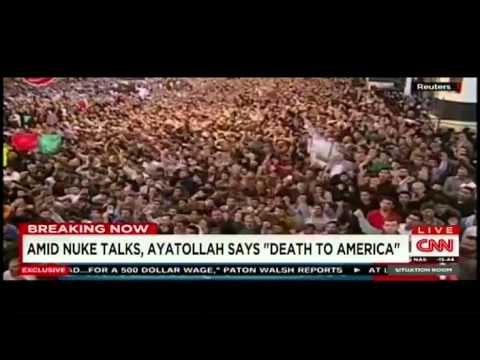 "Iran's Ayatollah Chants ""Death To America"" During Nuclear Talks"