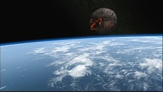 End of the World. Asteroid Impact