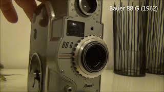Bauer 88 movie camera
