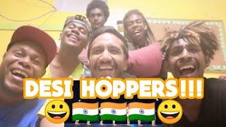 🇮🇳 Desi Hoppers 🇮🇳 1st Place Finals | FRONTROW | World of Dance Finals 2015 Reaction // Kokonut