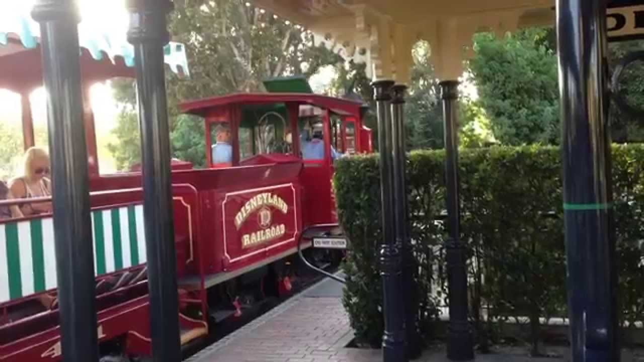 "Ernest S. Marsh #4 ""Main Street To New Orleans Square"" - YouTube"