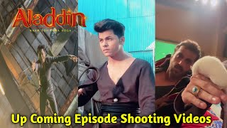 Aladdin | Up Coming Shooting Videos | Siddharth | Ashi Singh | Aladdin Naam Toh Suna Hoga