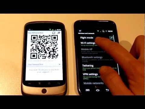 WiFi QR Share by Sudo Make Me An App
