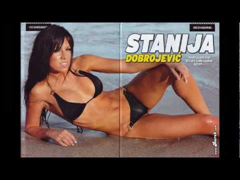 Stanija Dobrojevic CKM COVER GIRL