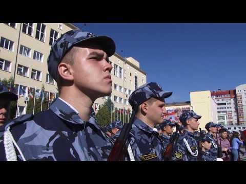 В Академии ФСИН России 275 первокурсников присягнули на верность своей Родине