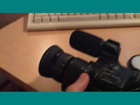 1991 Sony CCD-V101 Handycam Hi8 camcorder