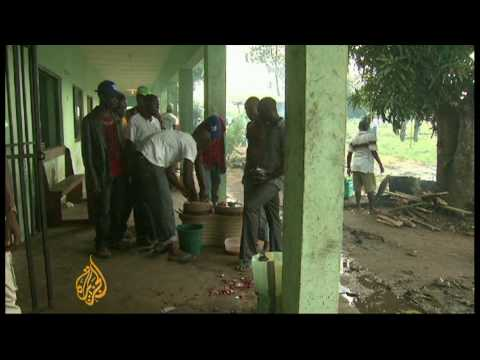 Nigeria rebels threaten to end ceasefire - 01 Nov 09