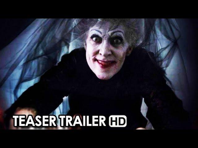 Insidious: Chapter 3 Teaser Trailer Sneak Peek (2015) HD