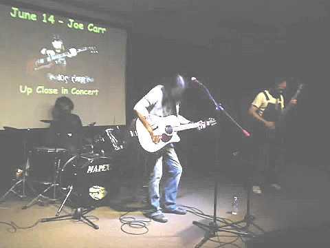 Joe Carr Band-Reason To Run @ The Vineyard Cafe