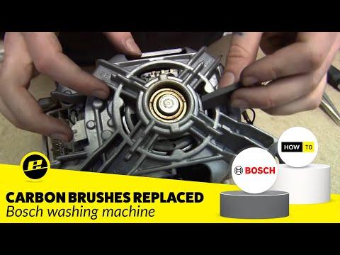 washing machine whining noise