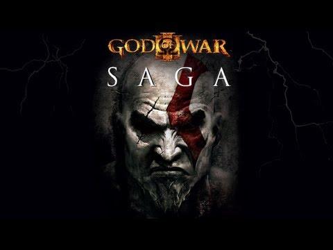 God of War: SAGA + Contado a história de Kratos