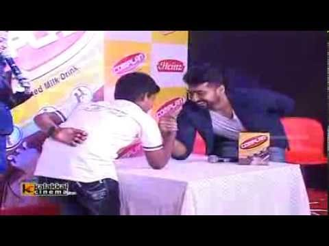 Surya At Complan's 50th Year Anniversary video