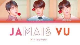BTS - Jamais Vu (방탄소년단 - Jamais Vu) [Color Coded Lyrics/Han/Rom/Eng/가사]