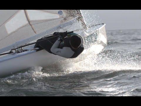 Oli Tweddell - Australian Finn sailor | Short Film by Ben Hartnett