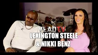 Lexington Steele Speaks On Falling Flat During Scenes