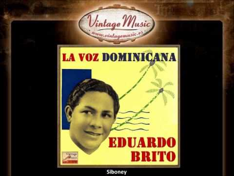 Eduardo Brito -- Siboney (VintageMusic.es)
