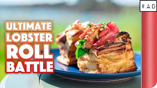 ULTIMATE LOBSTER ROLL BATTLE | Game Changers
