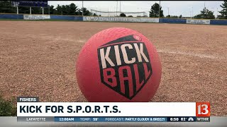 Kelly Kicks for Sports