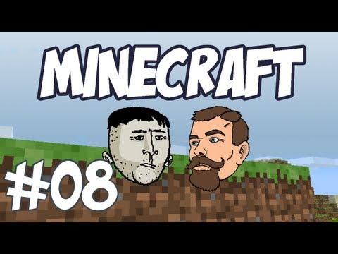 Minecraft - Episode 8 - Impromptu Badminton