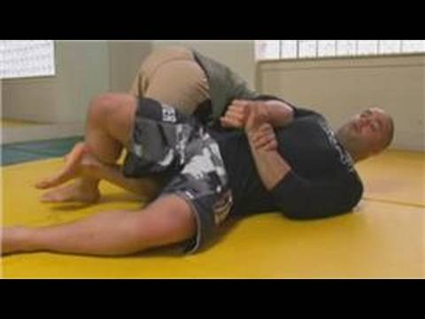 MMA Training & Techniques : Standing Kimura in MMA Image 1