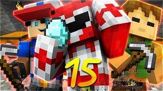 SFIDA FRA YOUTUBERS A CHI RACCOGLIE PIU' DIAMANTI! Minecraft ITA #15