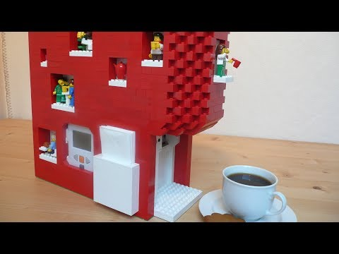 The Lego Coffee Assistant