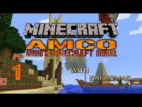 AMCO Mod Pack: Part 1. Intro to the mod pack.