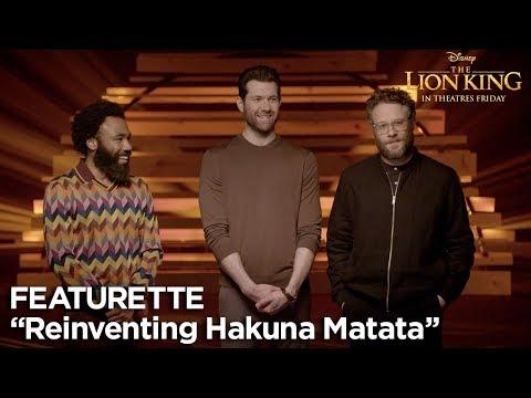 "Download Lagu  ""Reinventing Hakuna Matata"" Featurette | The Lion King Mp3 Free"