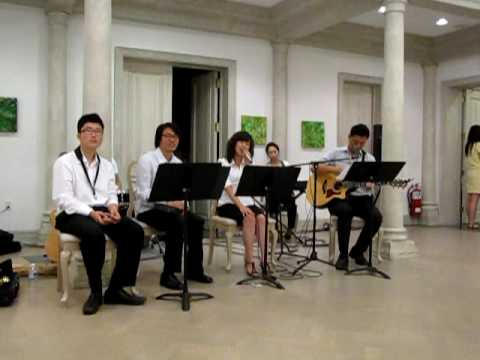 I Come To The Garden Alone By Christian Fusion Band Pulse