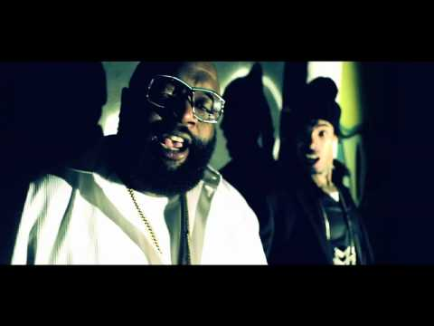 Rick Ross x Gunplay - Same Damn Time Remix (Music Video)