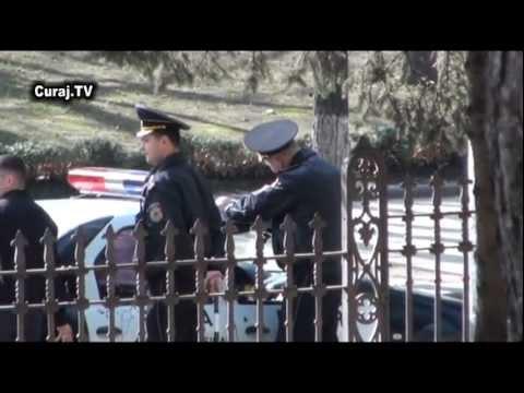 Poliţia rutieră la vânat şoferii de microbuze