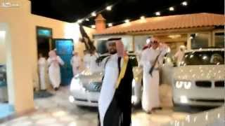 Arab money - A Crazy Saudi Wedding