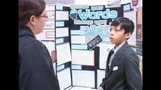 AVUSD SCIENCE FAIR WINNERS REVEAL REASONS FOR PROJECT SELECTION