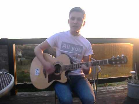 Razorlight - Golden Touch Acoustic cover