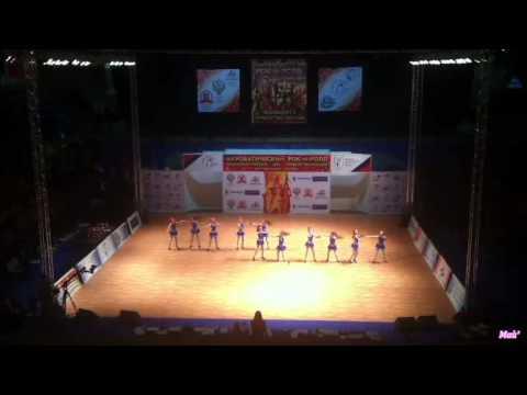 Fanny Girls - Russische Meisterschaft 2013