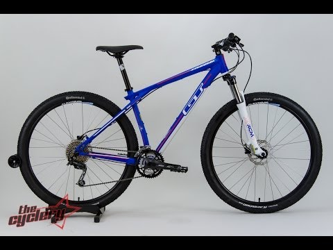 GT Karakoram Comp Allround Bike 2014   THE CYCLERY