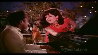 Aao huzoor tumko,sitaron mein le chaloon..Kismat1968کسمت Asha - NoorDewasi- OP Nayyar- a tribute