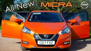 2017 Nissan Micra Review | Wessex Garages